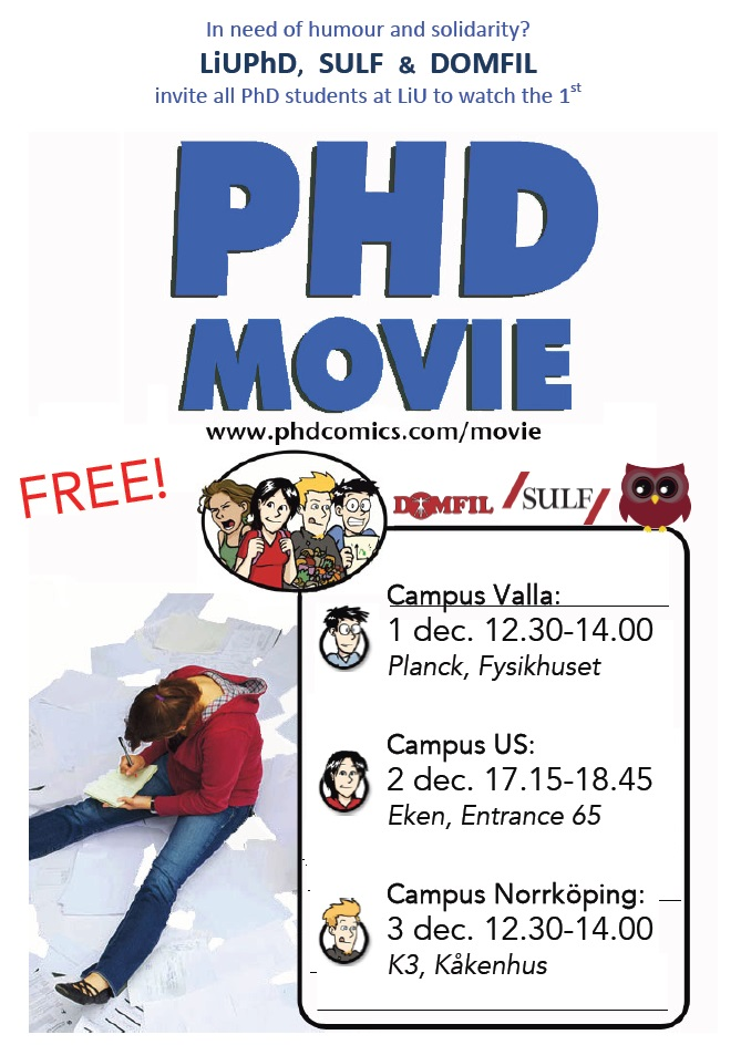 PhD movie